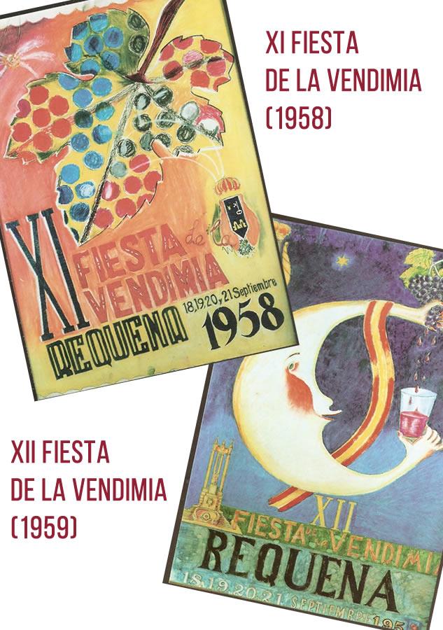 XI y XII Fiestas de la Vendimia