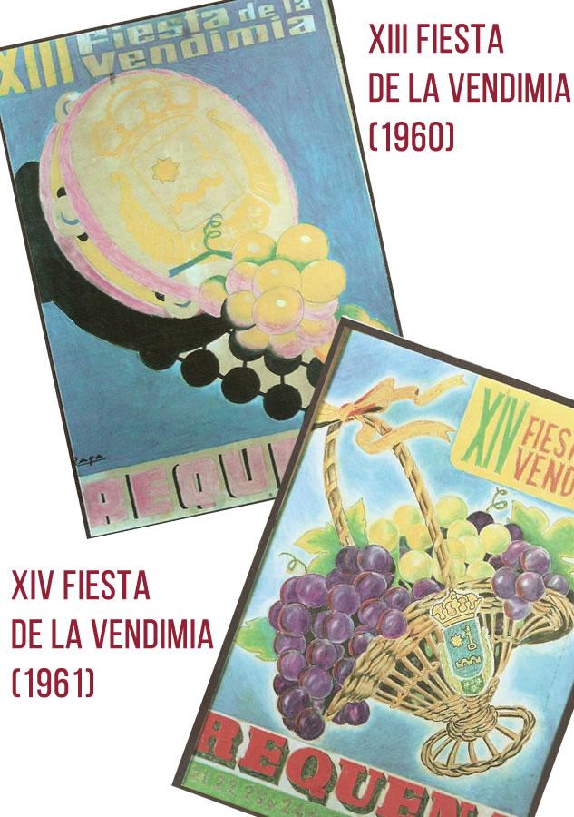 XIII y XIV Fiestas de la Vendimia