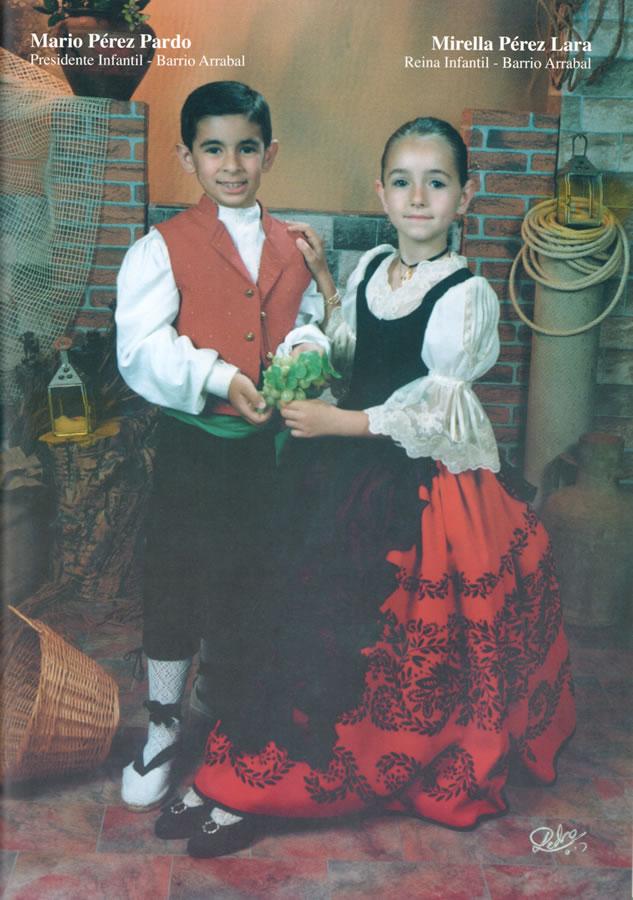 Mireilla Pérez Lara | Mario Pérez Pardo