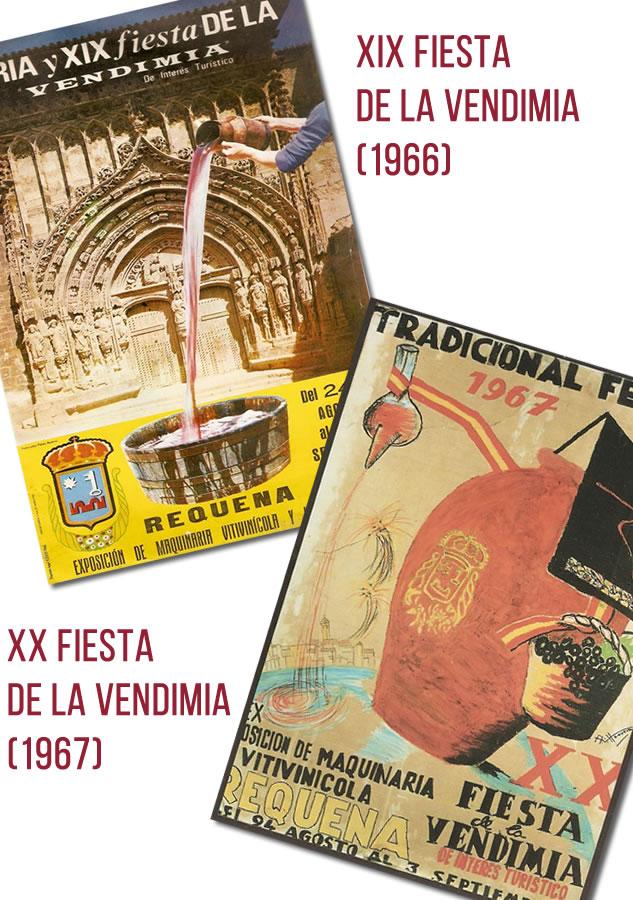 XIX y XX Fiestas de la Vendimia