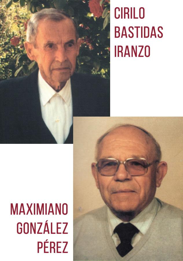 Cirilo Bastidas y Maximiano González