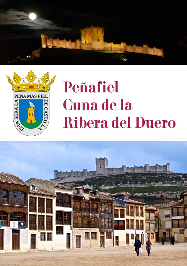 Ciudad de Peñafiel (Valladolid)