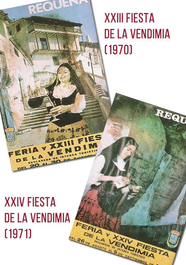 XXIII y XXIV Fiestas de la Vendimia
