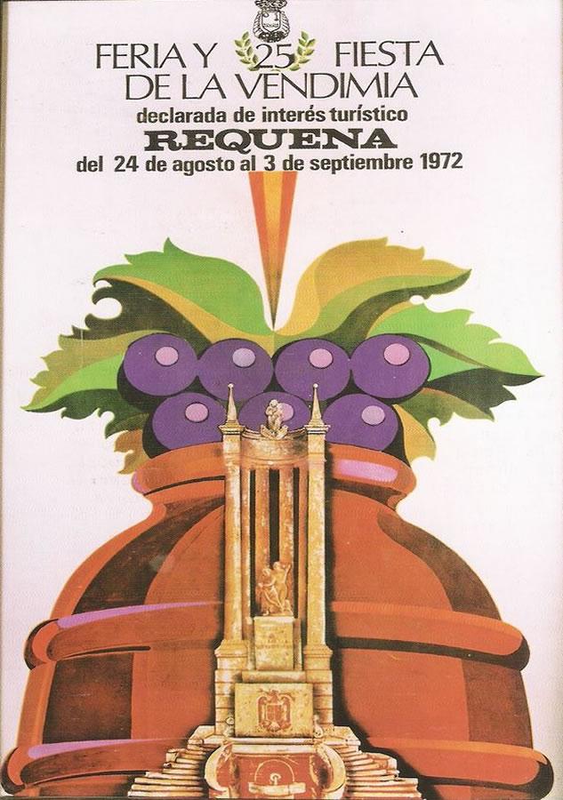 XXV Fiesta de la Vendimia (1972)