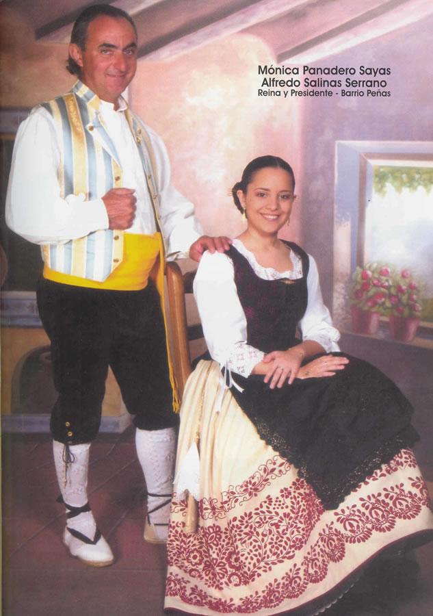 Mónica Panadero Sayas | Alfredo Salinas Serrano