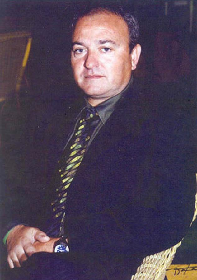 José Enrique García Ramos
