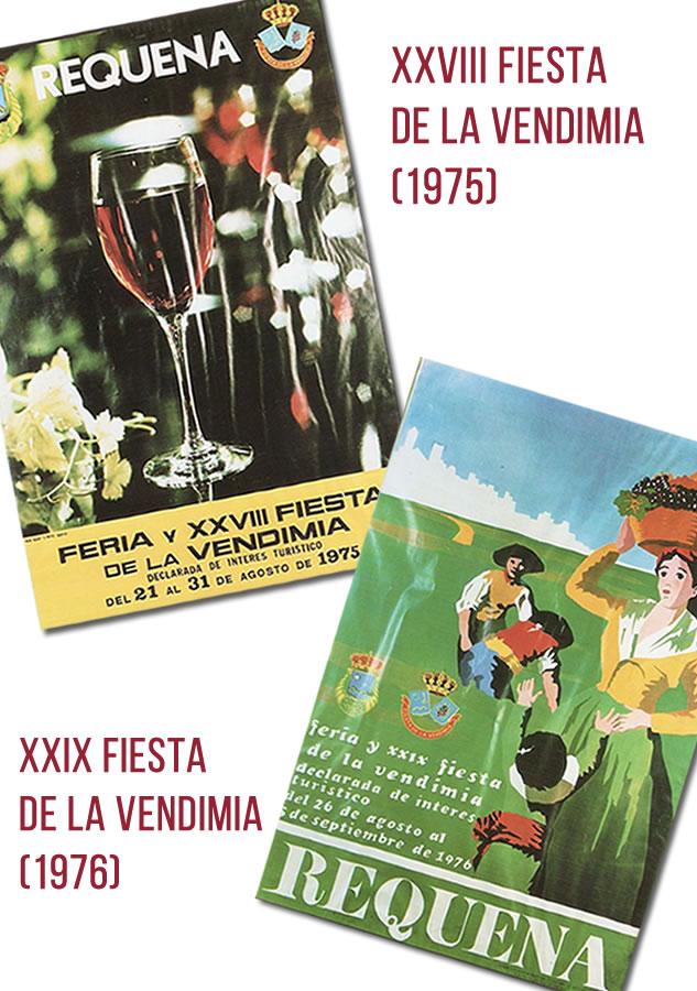 XXVIII y XXIX Fiestas de la Vendimia