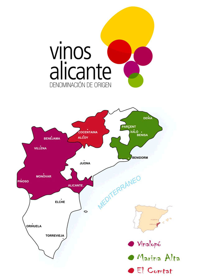 Consejo Regulador D.O. Alicante