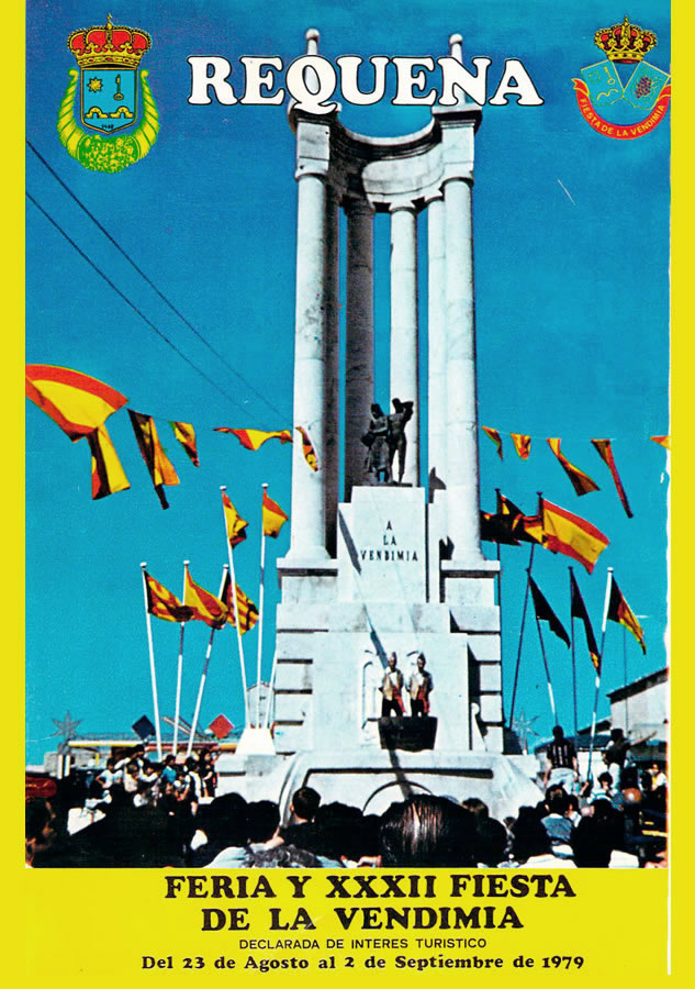 XXXII Fiesta de la Vendimia (1979)