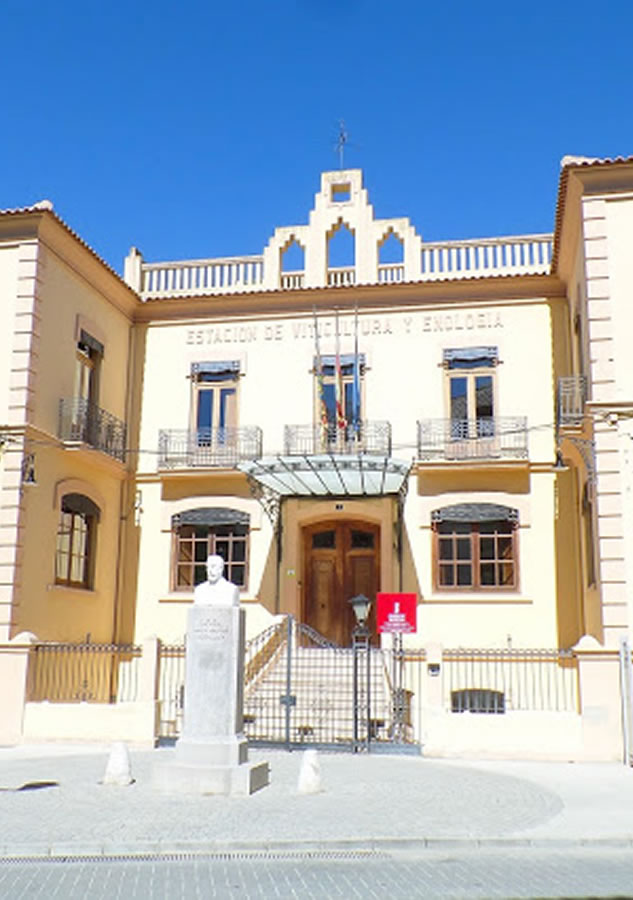 Estación de Viticultura y Enología de Requena