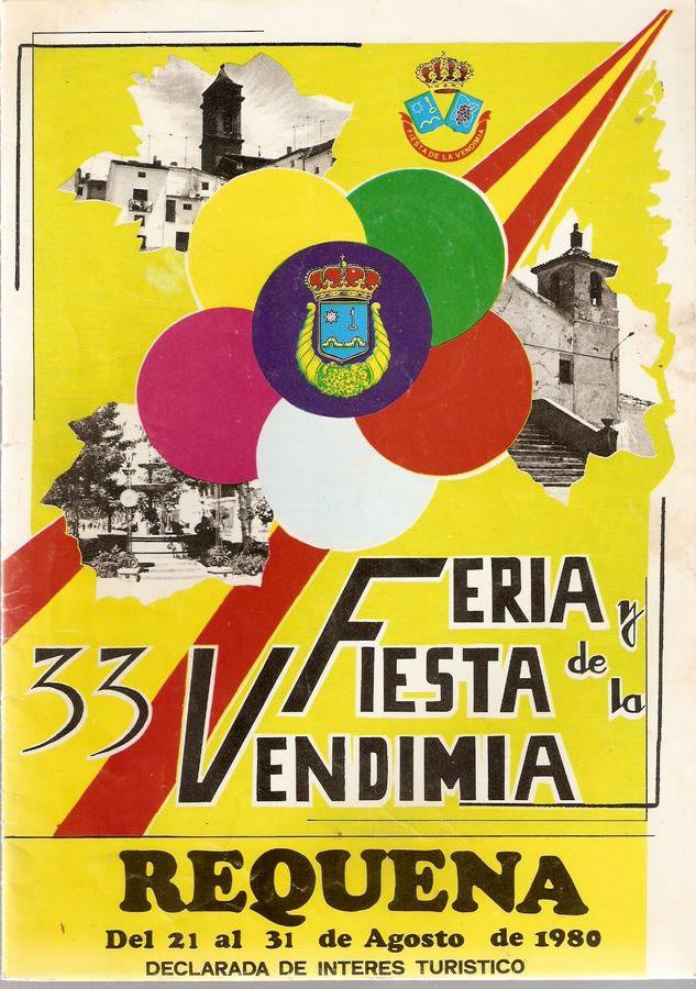 XXXIII Fiesta de la Vendimia (1980)