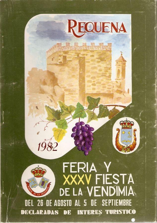 XXXV Fiesta de la Vendimia (1982)