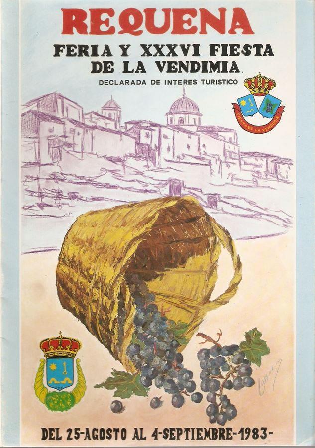 XXXVI Fiesta de la Vendimia (1983)