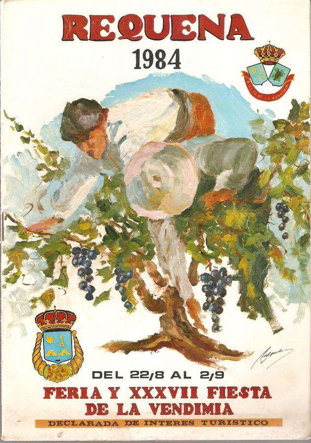 XXXVII Fiesta de la Vendimia (1984)
