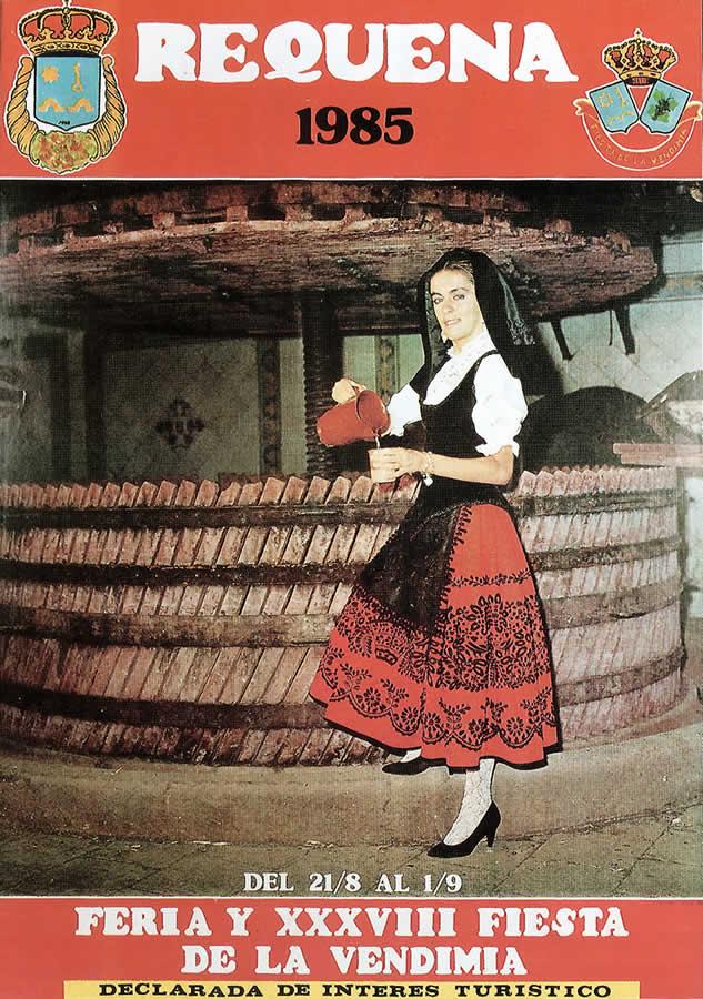 XXXVIII Fiesta de la Vendimia (1985)