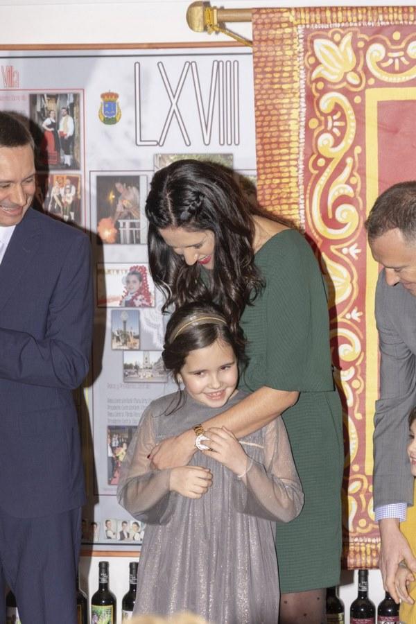 Pedidas de Reina y Presidente Infantil - Peñas 72