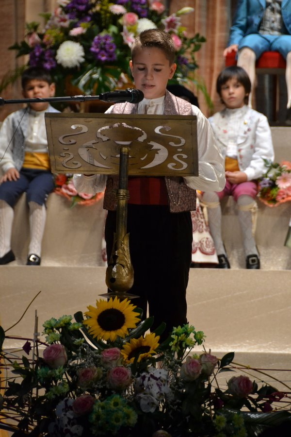 Presentación Infantil