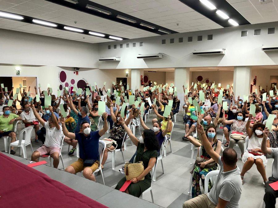 Asamblea General Extraordinaria 24-07-2020