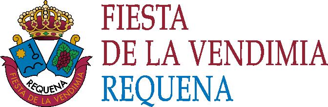 Fiesta de la Vendimia Requena Logo retina