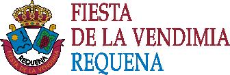 Fiesta de la Vendimia Requena Logo