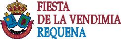 Fiesta de la Vendimia Requena Logo para Móvil