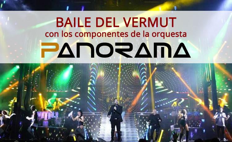 Orquesta Panorama Calendario.Baile Del Vermut Con Los Componentes De Panorama Fiesta De La